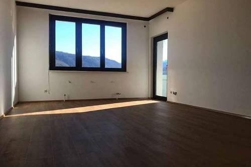 3-Zimmer Wohnung mit Loggia und Balkon in Auen