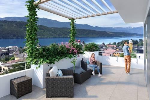 Luxuriöse Penthouse-Wohnung im Herzen von Millstatt am Millstätter See