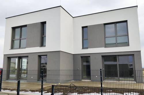 BEREITS FERTIGGESTELLT - DOPPELHÄUSER IM SEEDORF
