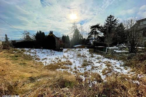 TOPLAGE - Traumhaftes Grundstück mit bezaubernder Aussicht nahe A.I.S.