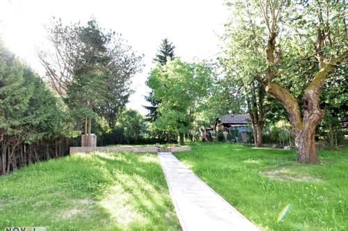Erstbezug: Saniertes Einfamilienhaus mit gepflegtem Garten in absoluter Grünruhelage
