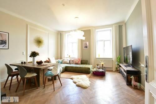 Liebevoll renovierte Traum-Altbauwohnung mit viel Atmosphäre!