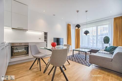 Traumhafte 3 Zimmer Wohnung mit Loggia im Erstbezug