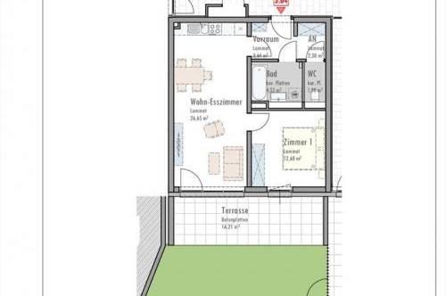 Wohnung im Bau in Eisenstadt