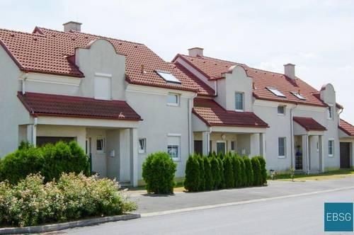 Kompakte Familienwohnung im EG mit Balkon