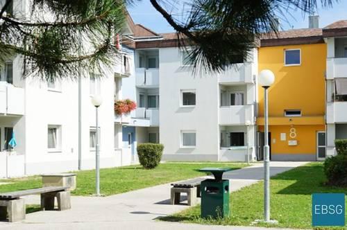 Gemütliche Erdgeschoßwohnung mit Balkon