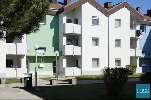 Geräumige Familienwohnung im 2. OG mit Balkon