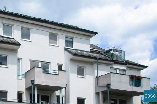 Freundliche Dachgeschoßwohnung mit Terrasse