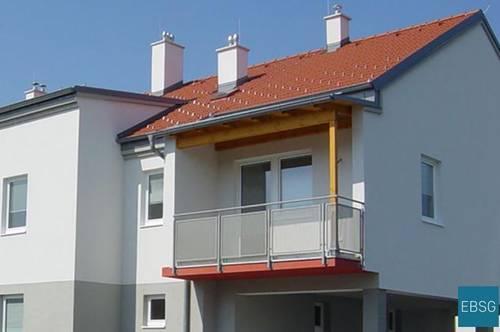 Geräumige Wohnung im OG mit Loggia