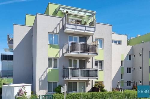 Single- oder Pärchenwohnung im DG mit Terrasse