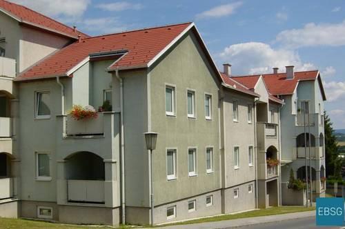 Gut geschnittene Familienwohnung im 1. OG mit Loggia
