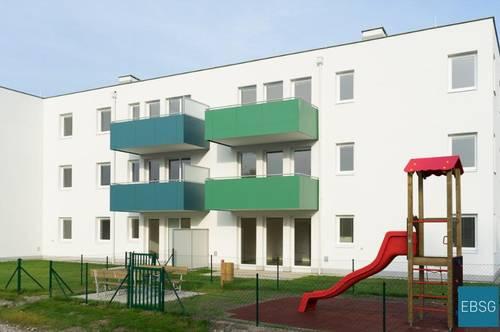 Familienwohnung im 1. OG mit Balkon