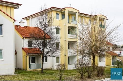 Maisonettewohnung mit Loggia