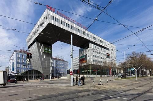 Modernes Büro im Business Center am Wiener Westbahnhof!