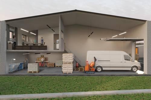 140m² Büro-Lager Kombination | Mieten Sie hier Ihr neues Büro mit großer Lagerfläche