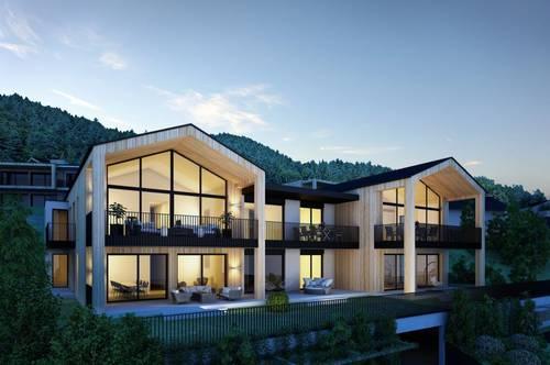 WOHNTRAUM AM SEE! - Exklusive Neubau-Appartements mit eigenem Seezugang in Keutschach am See