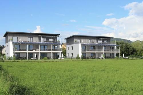 Das Juwel - Maria Saal! Neubauprojekt  2-Zimmer Gartenwohnung