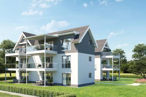 BELLARIS am SEE! Sonnige Dachgeschosswohnung in Reifnitz am Wörthersee