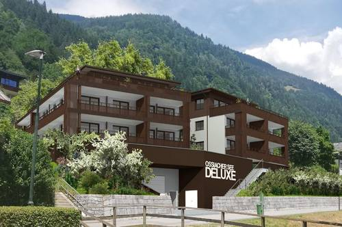 Ossiacher See DELUXE! Exklusive Neubauwohnungen mit viel Sonne & Seeblick