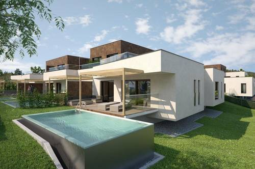 Sunset HILL! Lifestyle-Penthouse mit Seeblick in Pörtschach am Wörthersee