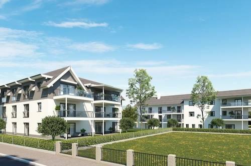 BELLARIS am SEE! Lifestyle-Dachgeschosswohnung in Reifnitz am Wörthersee
