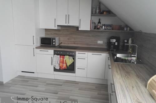 Sanierte, zentrale Mietwohnung, 80m2, mit Gartenbenützung in 4202 Hellmonsödt/Glasau