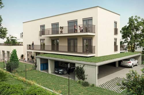 Wohn(t)raum mit Terrasse & Eigengarten! Wohnjuwel Gutenbergstraße 7! 3-ZimmerNeubauprojekt -Top 1!