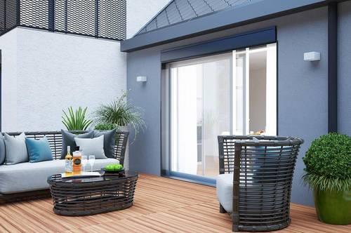 PROVISIONSFREIE Eigentumswohnung mit ca. 44 m² Wohnfläche und Loggia/Balkon in Wien Floridsdorf