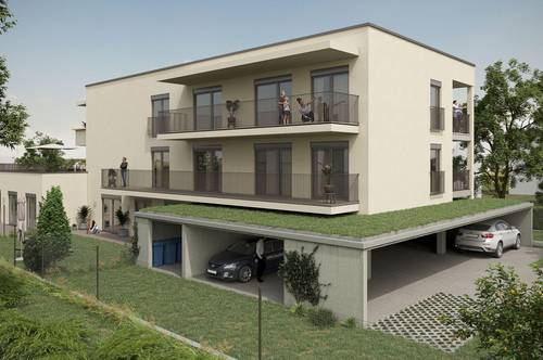 Neubauprojekt! 2-Zimmer! Balkon! Ansprechende Lage! WOHNJUWEL! Gutenbergstraße 7!