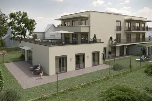 Neubauprojekt! Zentrale, ansprechende, ruhige LAGE! Wohnjuwel Gutenbergstraße! 2-Zimmer! Balkon!
