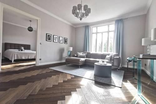 Exclusive Altbauwohnung, in ruhiger zentraler Lage in Klosterneuburg