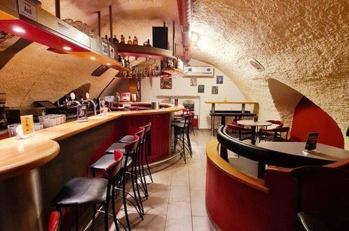 Bar in Klagenfurter Innenstadt!