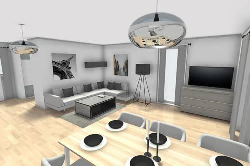 family.LIVING: 4-Zimmer-Wohnung im Zentrum von Henndorf