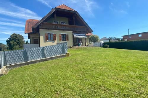 Stilvolles Einfamilienhaus mit großzügigem Garten in Deutsch Kaltenbrunn