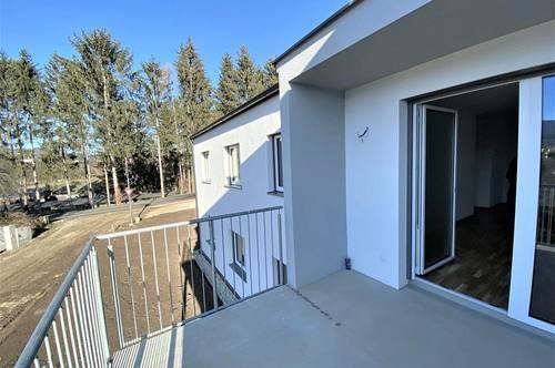 BAUSTART ERFOLGT! Provisionsfreie Neubauwohnung mit sonnigem Balkon in Grafendorf bei Hartberg