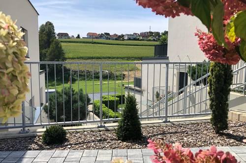 JAGERBERG! Sehr schöne Neubau-Mietwohnung (45m²) mit Blick ins Grüne