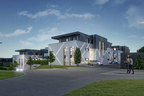 Exklusiver NEUBAU! 3-Zimmer-Mietwohnung mit Terrasse und großem Eigengarten in Nestelbach bei Ilz