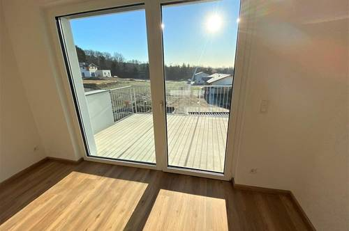 Provisionsfrei! Wunderschöne 3-Zimmer-Neubauwohnung mit sonnigem Balkon in Grafendorf b. Hartberg