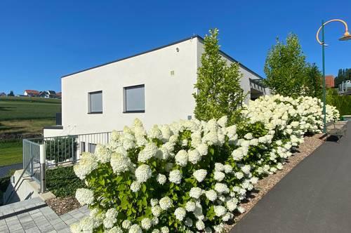 Provisionsfrei! Großzügige Neubaubauwohnung mit Terrasse und Grünfläche in Jagerberg