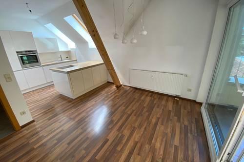 Keine Provision! Stilvolle 2-Zimmer-Mietwohnung mit großer Loggia in Fürstenfeld