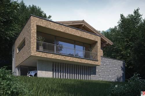 Salzburg Parsch I Grundstück mit bewilligten Plänen für ein Einfamilienhaus in prominenter Lage