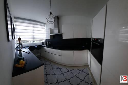 Bischofshofen - komplett sanierte, barrierefreie Wohnung mit 2 Schlafzimmer und Südbalkon zu verkaufen!!!