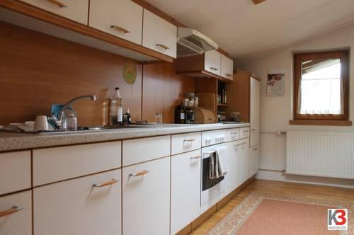 MIETE 3 Zimmer Dachgeschoss Wohnung in Kramsach!
