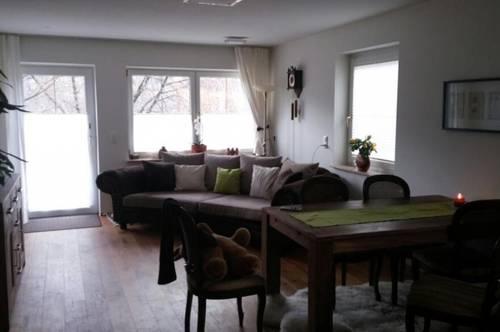 K3! Bischofshofen - zentral und trotzdem ruhig gelegene Wohnung mit Garten und Carport