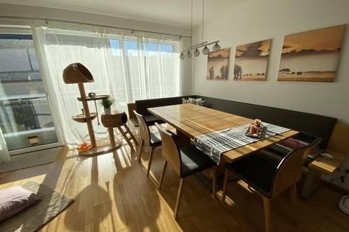 Puch bei Hallein I Eck-Wohnung fürs Familienglück mit großem Balkon und 2 Stellplätzen