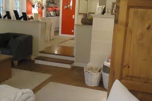 Viel Platz für eine Großfamilie in einer Doppelhaushäfte in Elsbethen