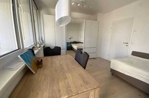 Nonntal I Single-Wohnung mit Loggia in Bestlage