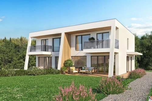 K3! Steinberg - NEUBAU moderner Wohntraum in idyllischer Lage mit Keller