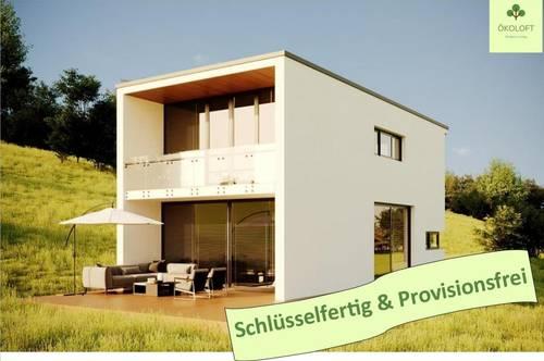 Einfamilienhausprojekt 127 m² monatlich EUR 996,--*