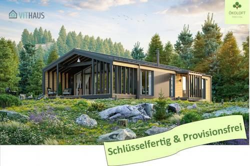 Einfamilienhausprojekt 106 m² um 686 monatlich